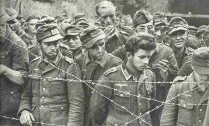 German PoWs from Falaise