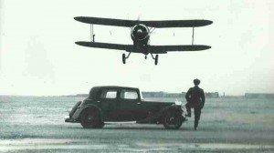 Gloster Gladiator launching