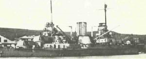 German battlecruiser Goeben