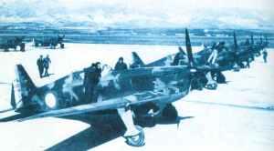 Morane -Saulnier MS 406 fighters