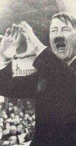 speech of Adolf Hitler