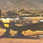 Ju 87B Stuka on a Greek airfield