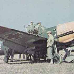 Romanian Messerschmitt Bf 109 E