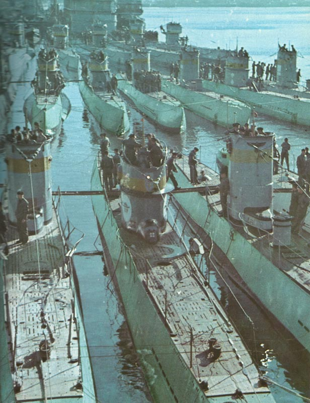 Type II U-boats