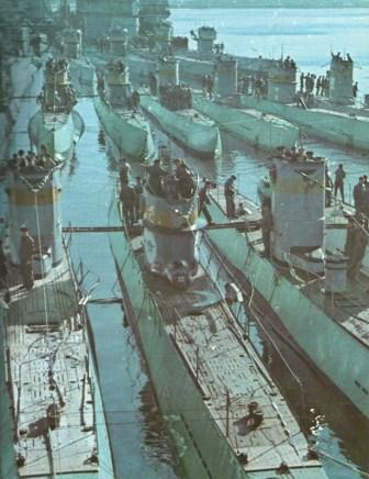 Type II U-boats