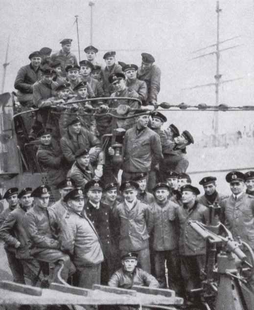 crew of U-47