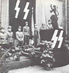 Dismissing of Flemish SS volunteers