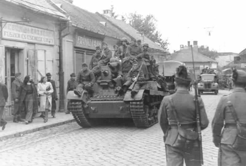 Hungarian Turan II tank