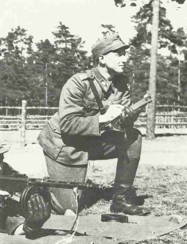 Army instructor Finland 1939 - pin by Paolo Marzioli