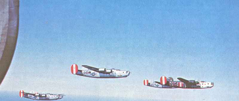 B-25H lead-ship