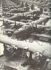 Liberator assembly line