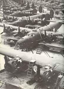 Liberator assembly line