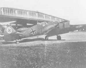 Me 109 D-1