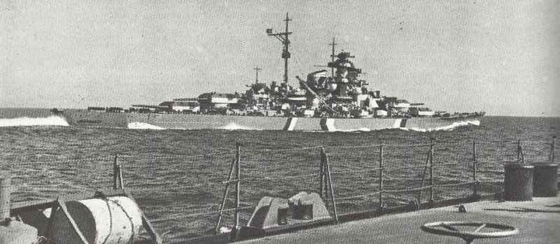 battleship bismarck the final cruise development pictures