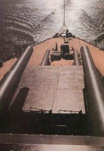 Bismarck quarterdeck