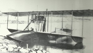 Curtiss F Type Flying boat