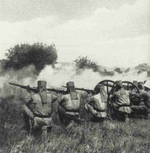 German Schutztruppe in East Africa