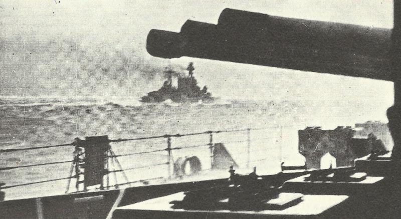 ast pictures from battlecruiser Hood,