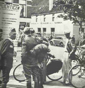 Dutch reservists