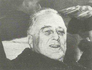 US-President Roosevelt
