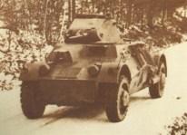 Swedish Lynx armoured car