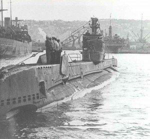 HMS Saracen returns to base