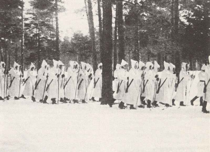 Finnish ski-troops