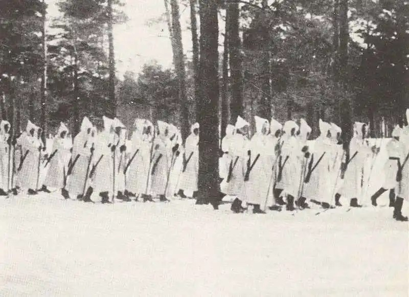 Finnish ski-troops