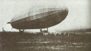 Zeppelin L11 and L6
