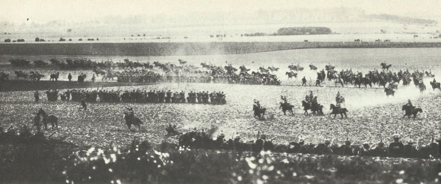 'Kaiser maneuvers' 1913 in Silesia