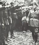 Mussolini in winter 1944-45