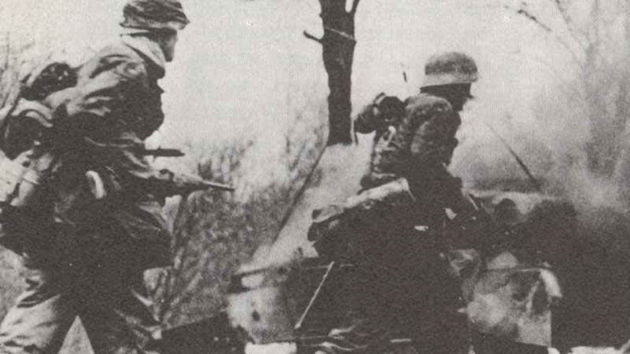 Waffen-SS divisions 1-3 > WW2 Weapons