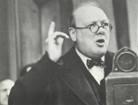 Churchill speech about production of armaments