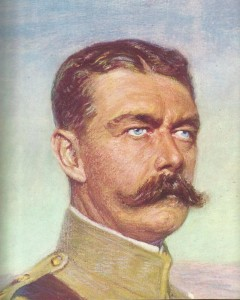 Field Marshal Lord Kitchener