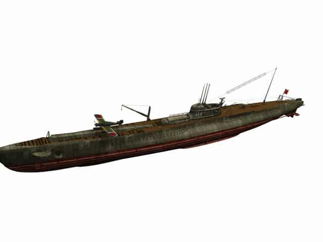 Japanese submarine I 19