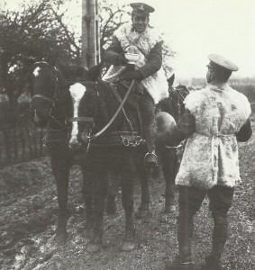 British soldiers winter 1914-15
