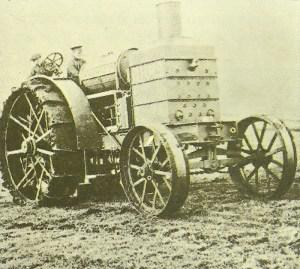 Daimler-Foster Artillery tractor