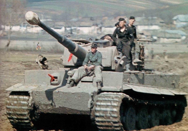 Panzer VI Tiger I