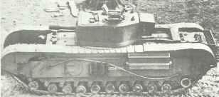Churchill VIII
