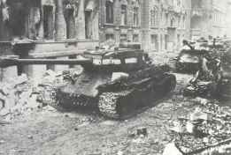 IS 2 of the 85th Heavy Tank Regiment