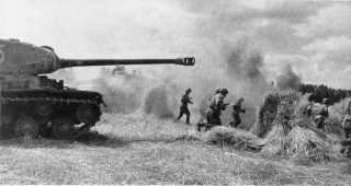 IS 2 heavy tank