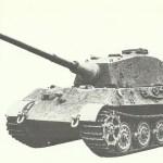 PzKpfw VI Ausf B with standard Henschel turret.