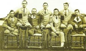 mutilated war victims