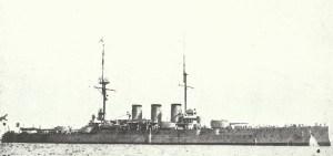 Russian cruiser Rurik