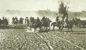 South African mounted troops