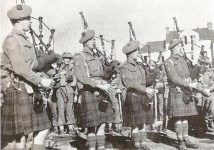 Pipers Highland division