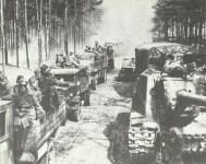 Russians encircle Berlin