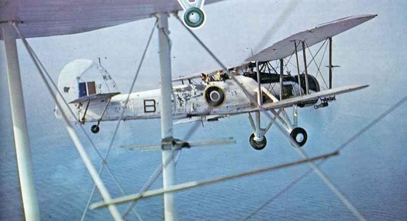 Fairey Swordfish Mk II