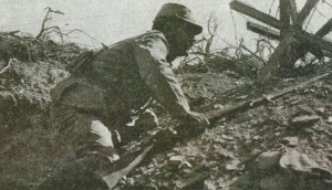 French soldier Dardanelles