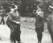 Hitler's victory dance